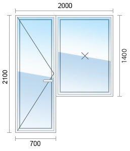 Металлопластиковые окна ПВХ в Керчи. Заказать и купить просто. Цена оправдана